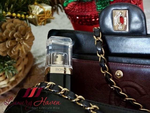 luxury boss nuit pour femme fragrance