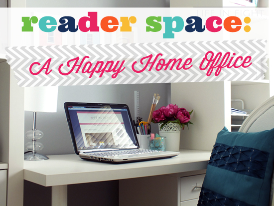 Iheart Organizing Reader Space A Happy Home Office