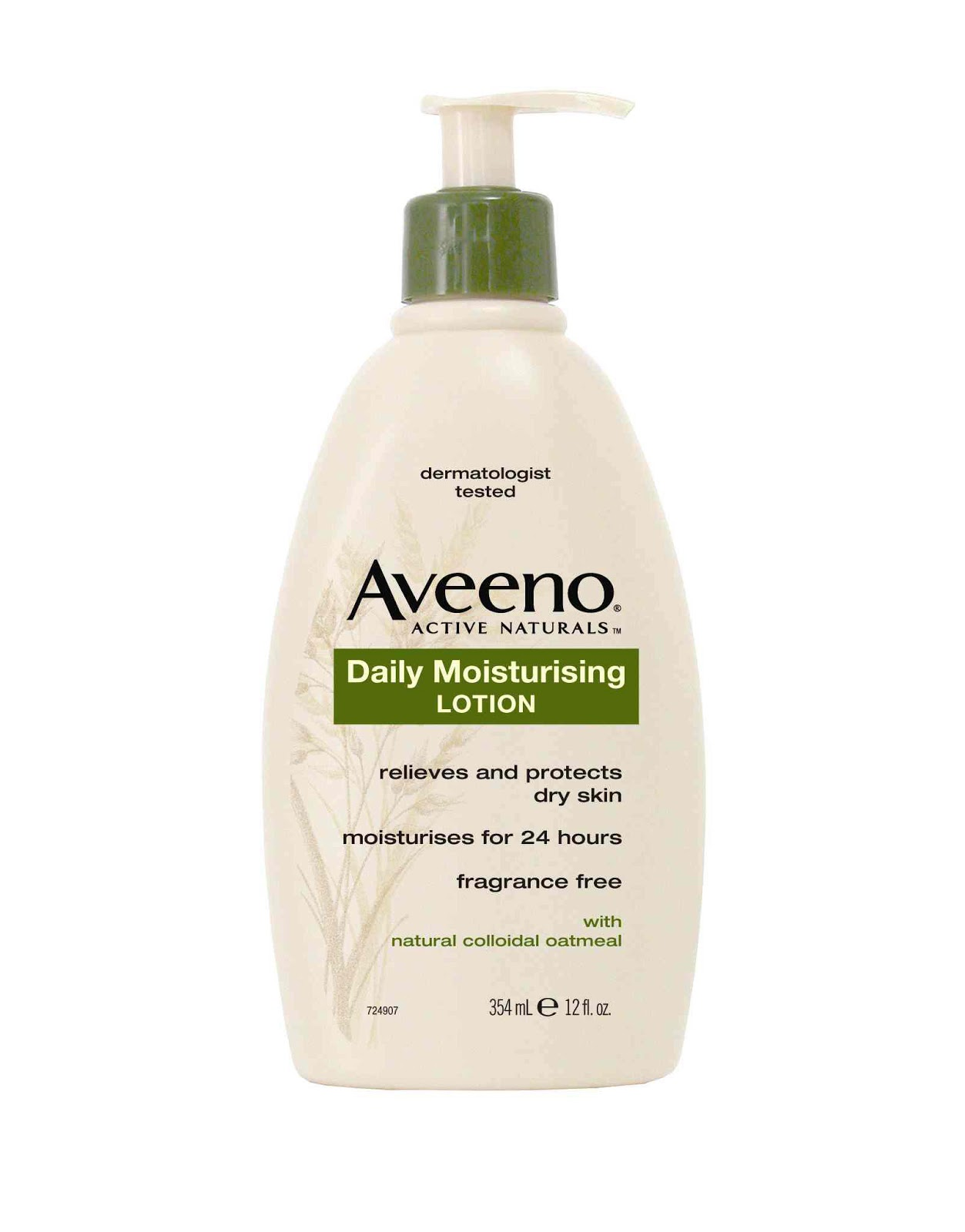 Natural Full Body Lotion