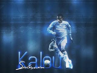 Salomon Kalou Chelsea Wallpaper 2011 2