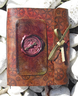 Grunge Medieval book cover