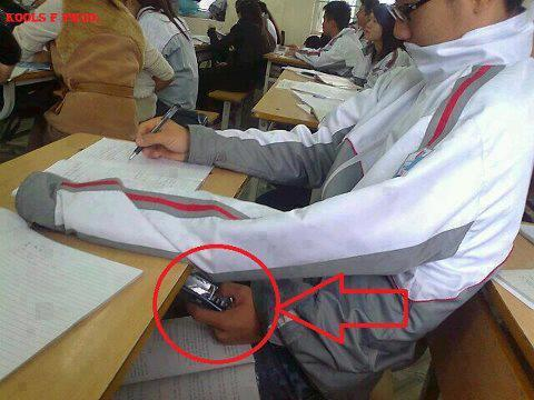 Nice Trick At School