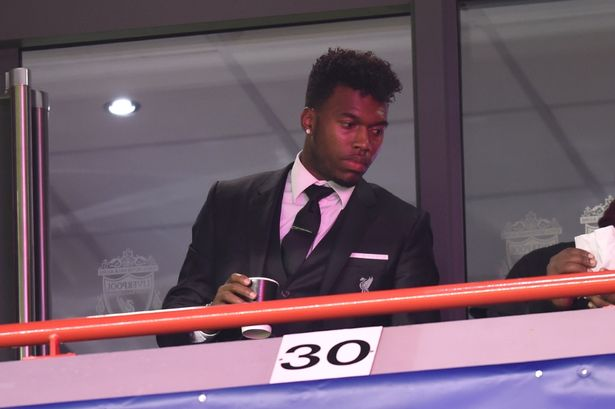 Fox in the box: But Sturridge spends more matches in the stands than in penalty areas