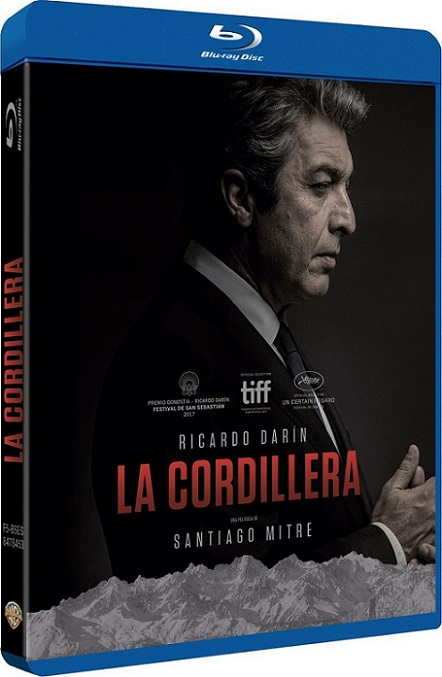 La Cordillera (2017) 720p y 1080p BDRip mkv Latino AC3 5.1 ch