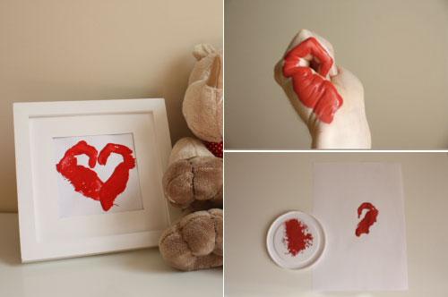 Daisyd es inspiration de cartes saint valentin faire - Pinterest bricolage st valentin ...