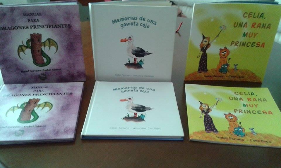 Mis publicaciones infantiles