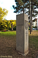 Denkmal 500. Jahrestag der Herzogserhebung