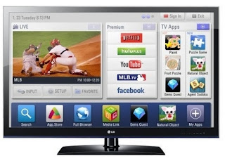 LG Infinia 42LV5500 HD 720px-1080px Television