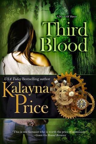 Third Blood - Kalayna Price