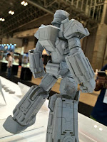 Sentinel Toys METAMOR-FORCE Psycho Armor Govarian Wonder Festival 2015 Summer prototype toy image 02
