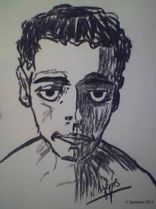 Νίκος Λυγερός : Ο Χιλιάνθρωπος