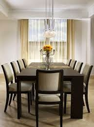 The latest designs of dining rooms