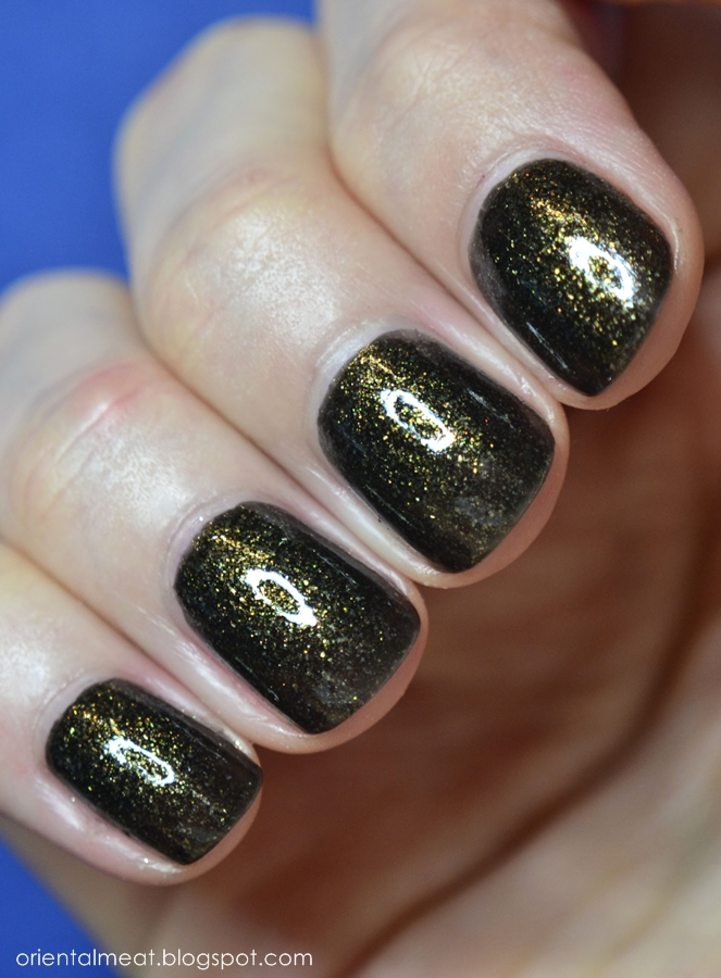 Essence-Gold Old Buffy