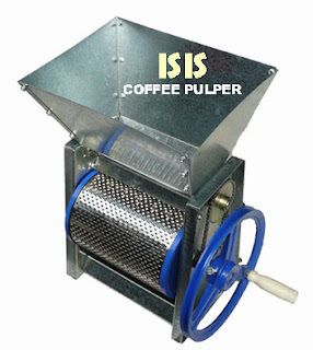 mesin kopi pulper