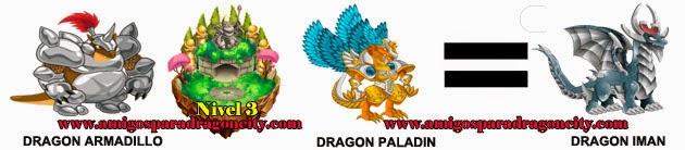 como obtener el dragon iman en dragon city formula 3