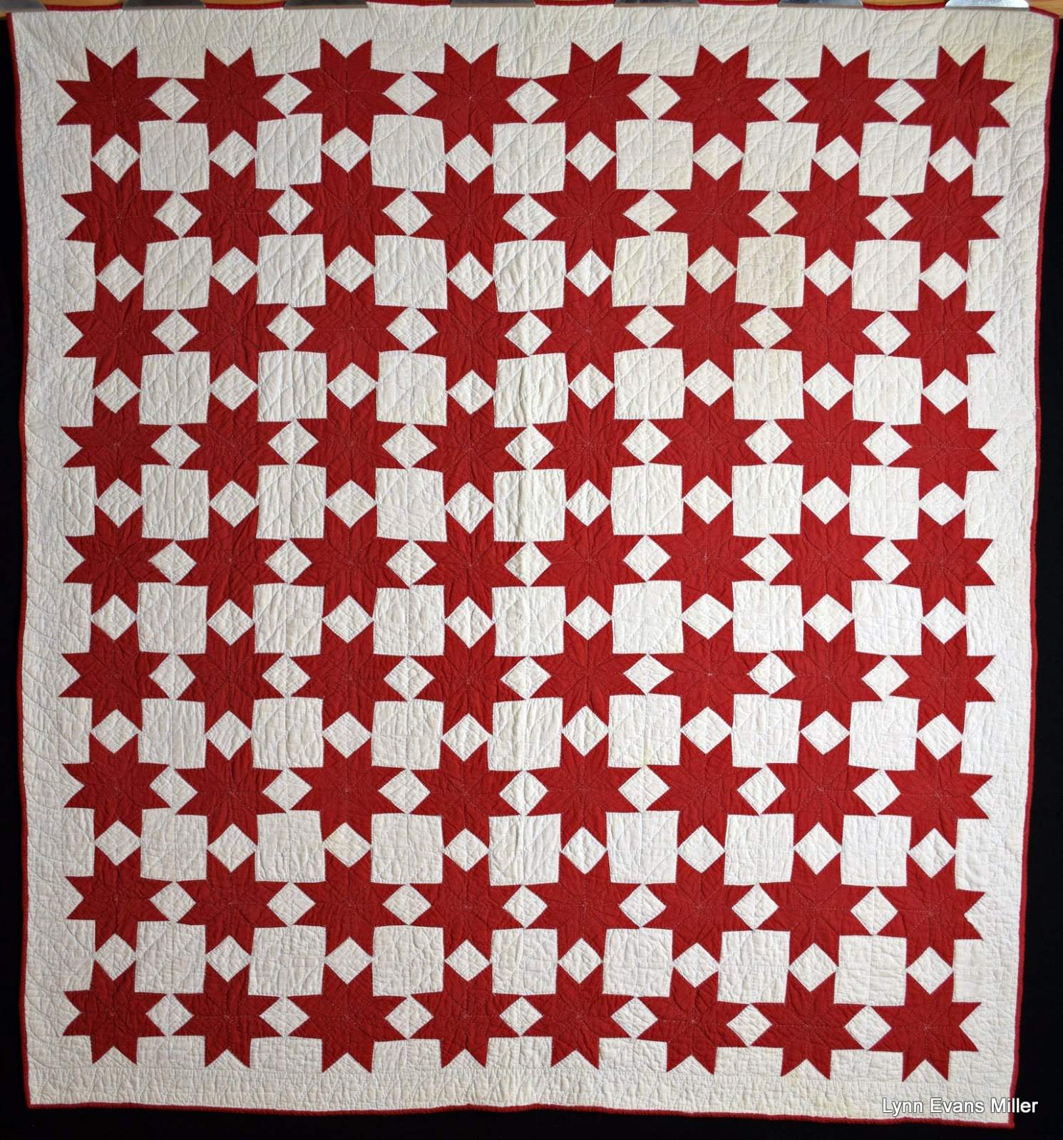 Quilts Vintage And Antique Red And White Quilts Again