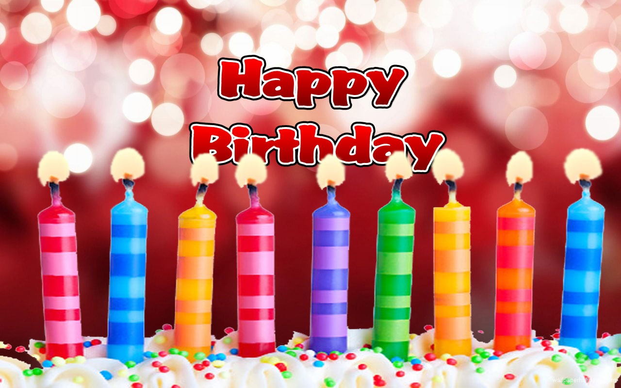 Free Happy Birthday HD Images for Whatsapp