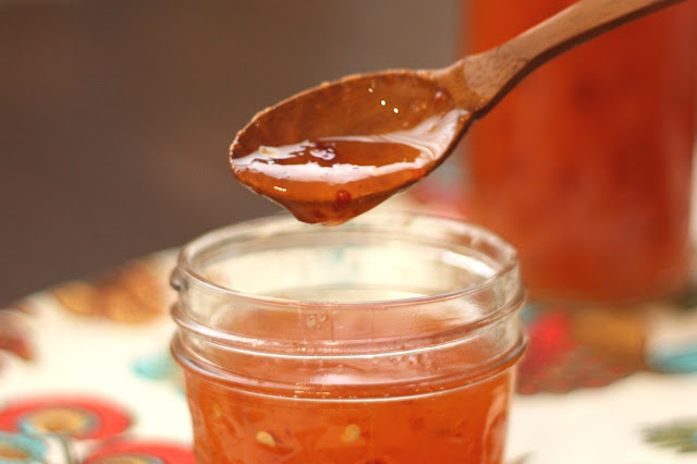 Sweet Chili Dipping Sauce recipe by Barefeet In The Kitchen