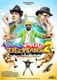 Yamla Pagla Deewana 2 2013 Hindi Movie Watch Online