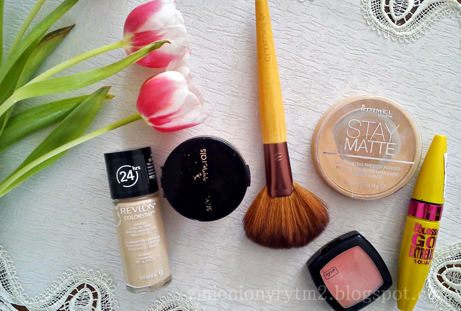 Make-up na co dzień | Revlon, Avon, Wibo, Rimmel, Maybelline