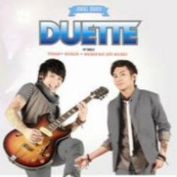 Lirik Lagu Duette - Walau Tak Mudah