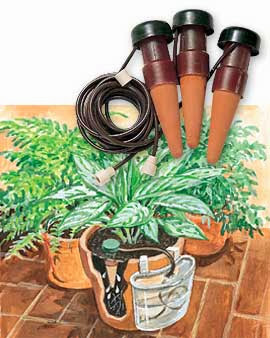 Innovative and Creative Watering Gadgets for Planters (10) 5