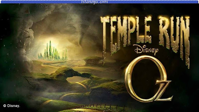 Temple Run: Oz v1.0.1 Full Version Apk Download