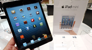 Un iPad 5 commercialisé en mars 2013