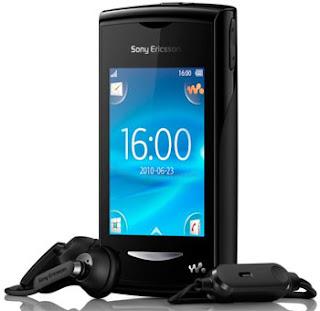 Spesifikasi Sony Ericsson YENDO