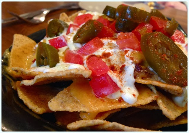 Hickory's Smokehouse, Chester - Nachos