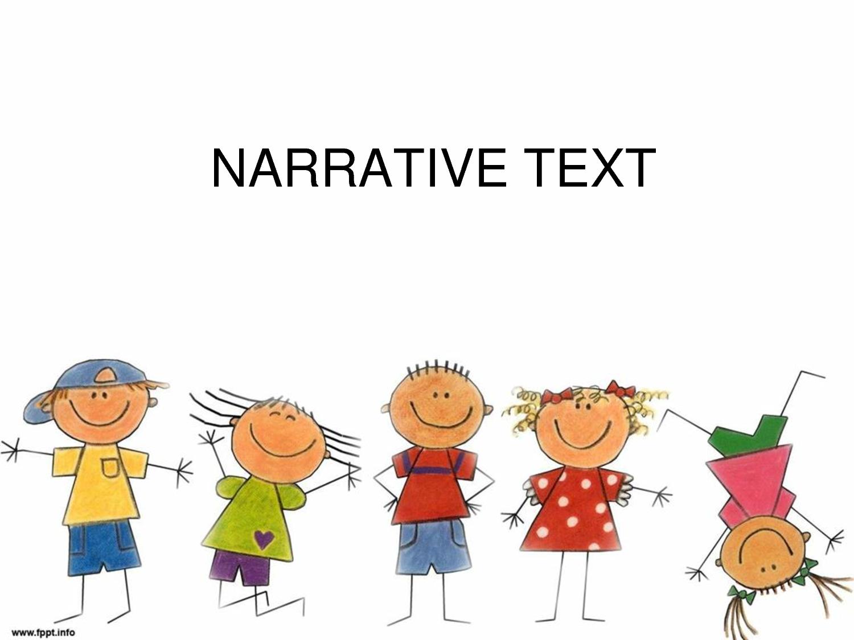 Apa itu narrative text ?