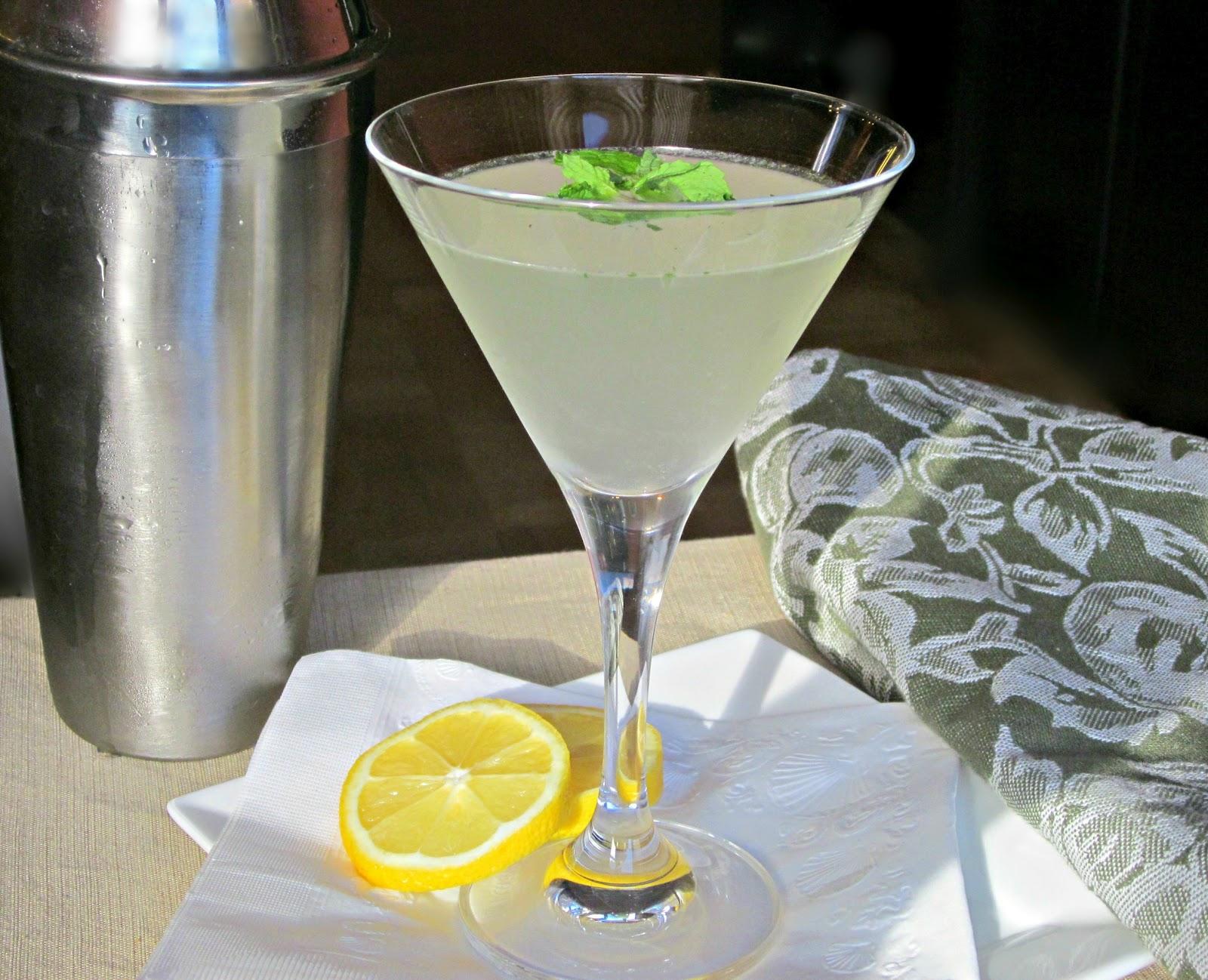 Secret Liquor Cabinet Young Grasshopper Ginsanity Chapter Viii Southside Cocktail