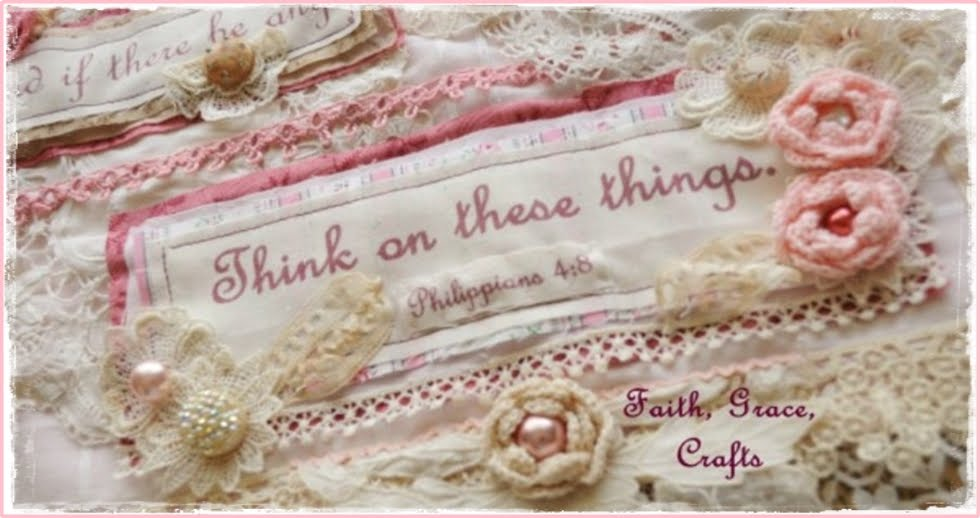 Faith, Grace, and Crafts