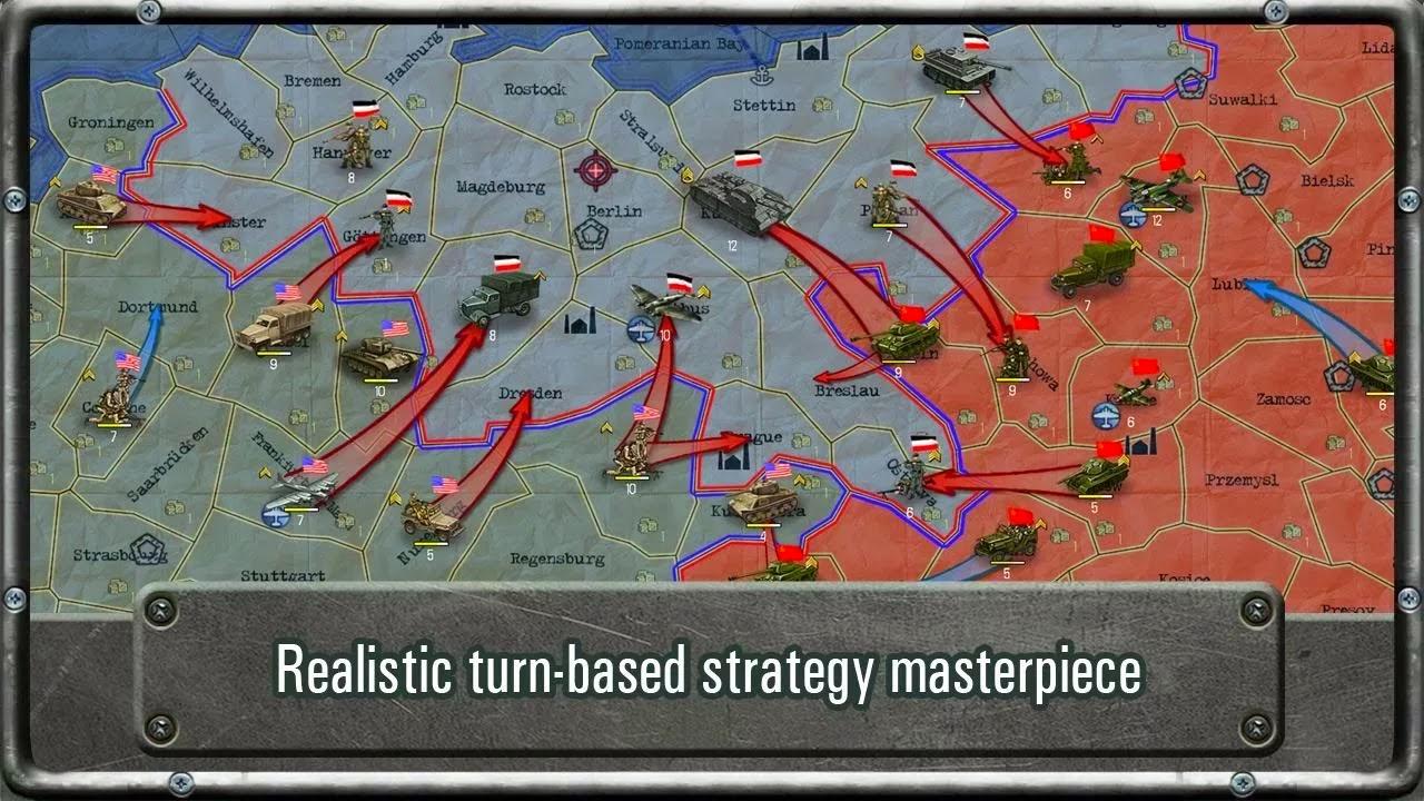 Strategy & Tactics: World War II v1.0.13 Apk