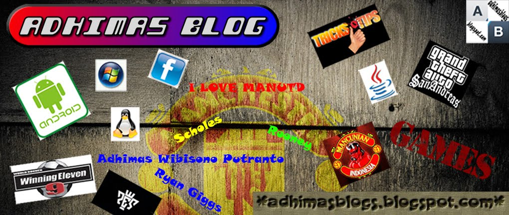 Adhimas Blogs