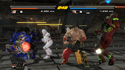 Download Tekken 6 PC Full Version Gratis 3