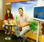 Feature in BBS TV Surabaya