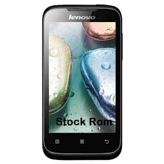Terbaru!!! Stock Rom Lenovo A369i Row S201 [Flashable zip]