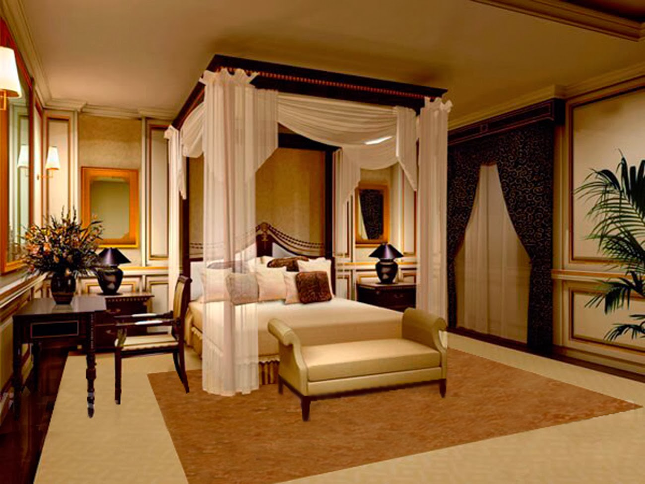 Luxury Bedrooms Enchanting Of Romantic Luxury Master Bedroom Designs Images