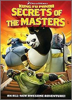 Kung Fu Panda: Os Segredos Dos Mestres