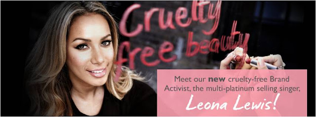 The Body Shop Leona Lewis Collection Sneak A Peak