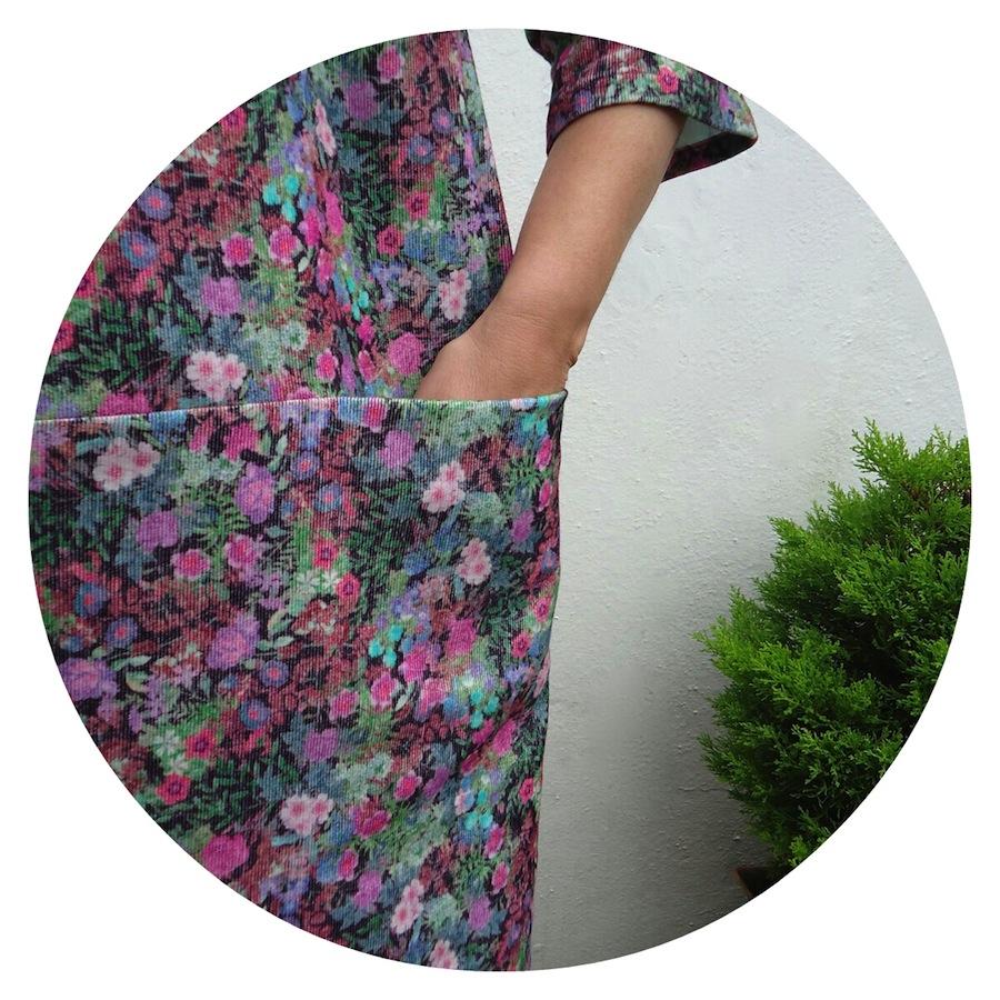 Ottobre Design Art Teacher Dress: made by Ivy Arch