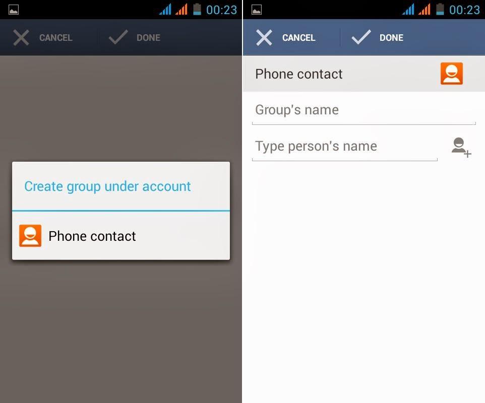 SKK Mobile Glimpse Groups