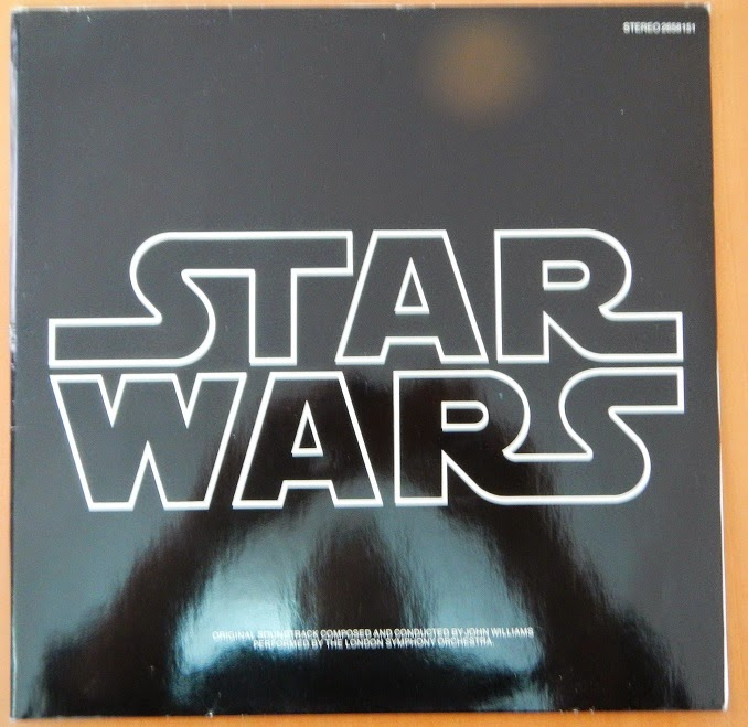 John Williams - Star Wars (gatefold Sleeve)