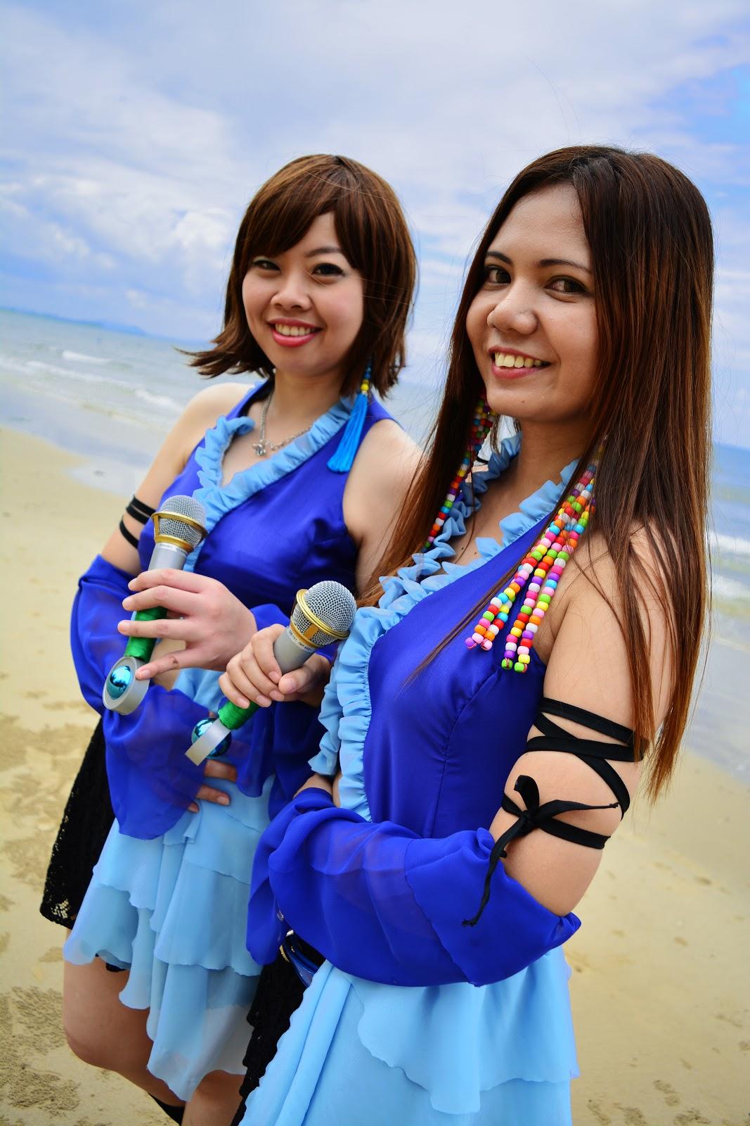 Yuna & Lenne ~ Final Fantasy X2
