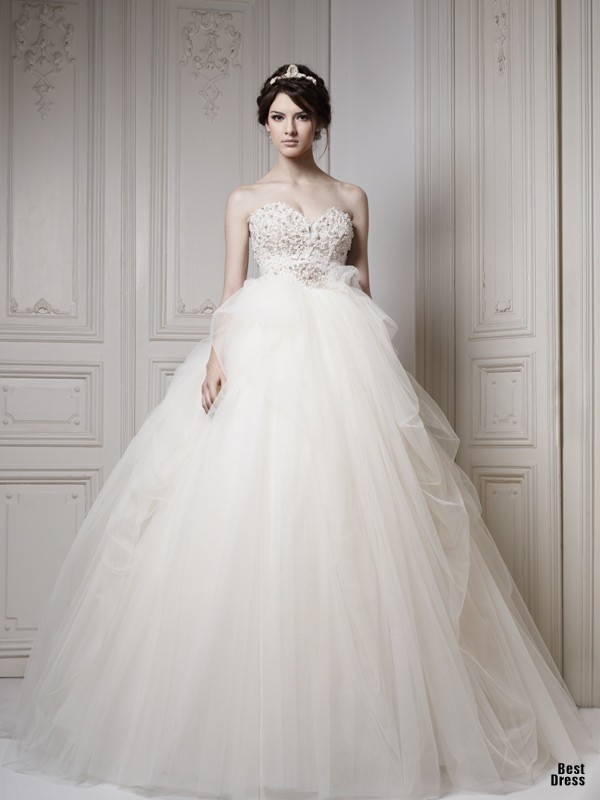 Honey Buy Ersa Atelier 2013 Princess Wedding Dress