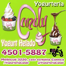 "YOGURTERÍA ""CANDY"""