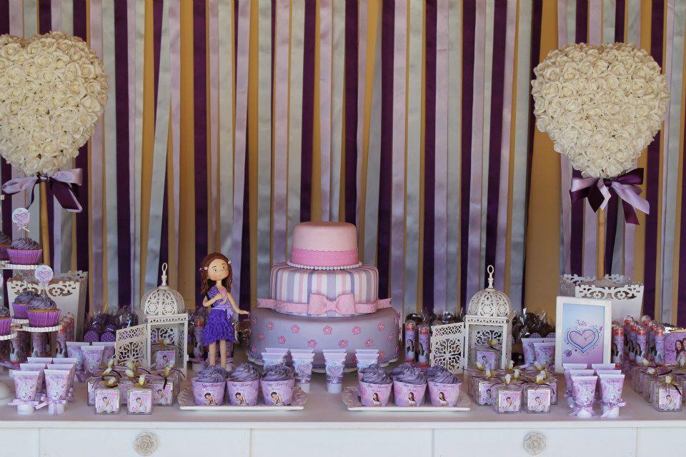 decoracao festa violeta: às 19 28 marcadores 10 anos disney festa festa menina lilás violetta