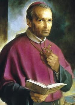 Santo Afonso Maria de Ligório.