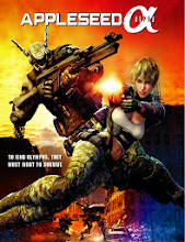 Appleseed Alpha (2014) [Latino]